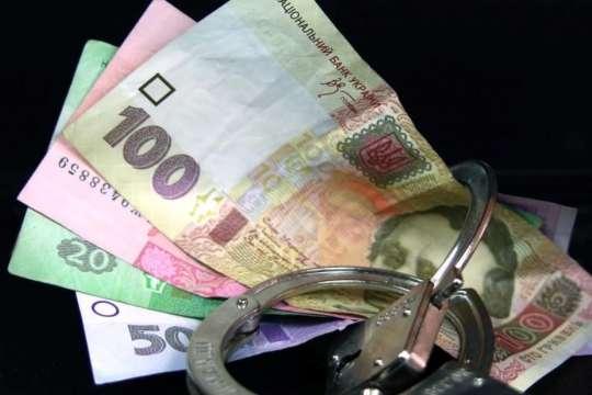 Заступник міського голови був затриманий правоохоронцями у службовому кабінеті — Першого заступника мера на Луганщині спіймали на хабарі