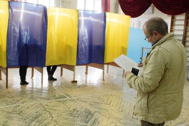 Місцеві вибори в Україні відбудуться 25 жовтня