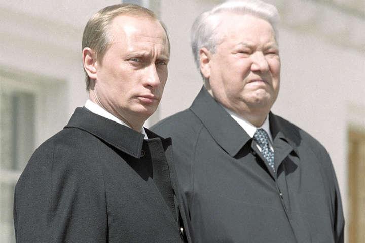 Поліцейська держава у Росії була створена ще за часів Єльцина