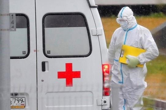 У Росії новий рекорд за кількістю хворих на коронавірус