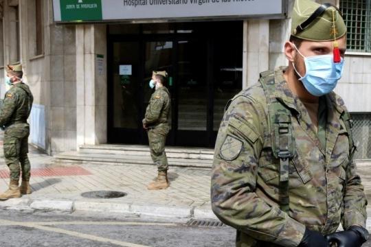 Мадрид знову посилює карантинні обмеження