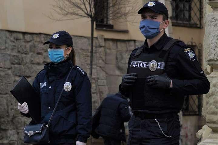 Виборчі дільниці на Київщині охоронятимуть понад 2,5 тис. поліцейських