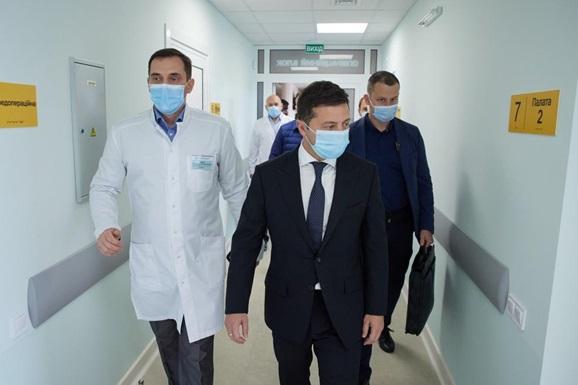 В Україні планують створити п'ять медичних містечок
