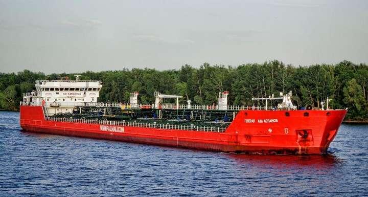 В Азовському морі вибухнув російський танкер — В Азовському морі стався вибух на російському танкері