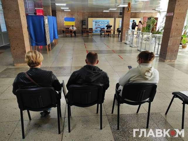 Цьогорічні місцевівибори проходять в умовах пандемії.КНП «Київська міська клінічна лікарня швидкої медичної допомоги», 25 жовтня 2020 - Вибори-2020 є одними із найскладніших в історії – Центрвиборчком