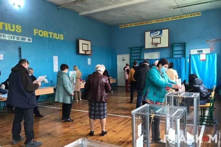 25 жовтня в Україні відбулися місцеві вибори - Заступник глави МВС розповів про порушення на місцевих виборах