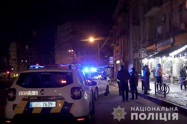 Вбивство грузина в центрі Києва: поліція повідомила деталі затримання злочинця (фото, відео)