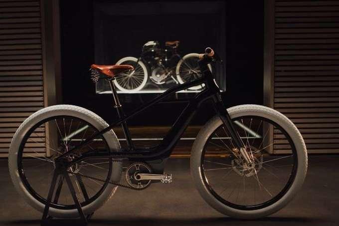 Harley-Davidson представив перший електровелосипед