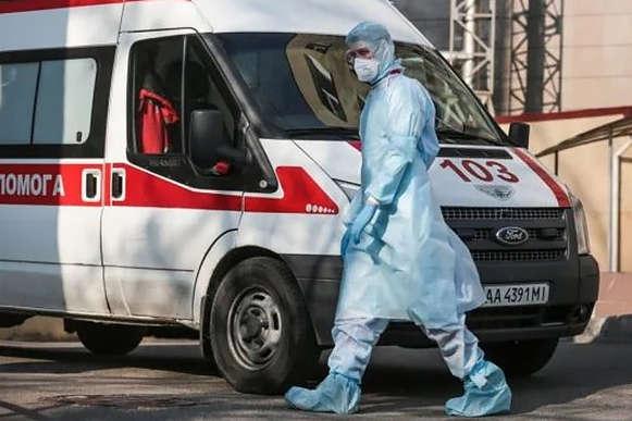 Коронавірус не відступає: у Києві за добу 577 нових хворих