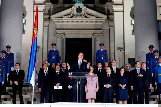 Сербія обрала новий уряд