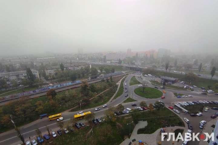 Дихати небезпечно: Київ піднявся на третє місце в рейтингу найбрудніших міст світу
