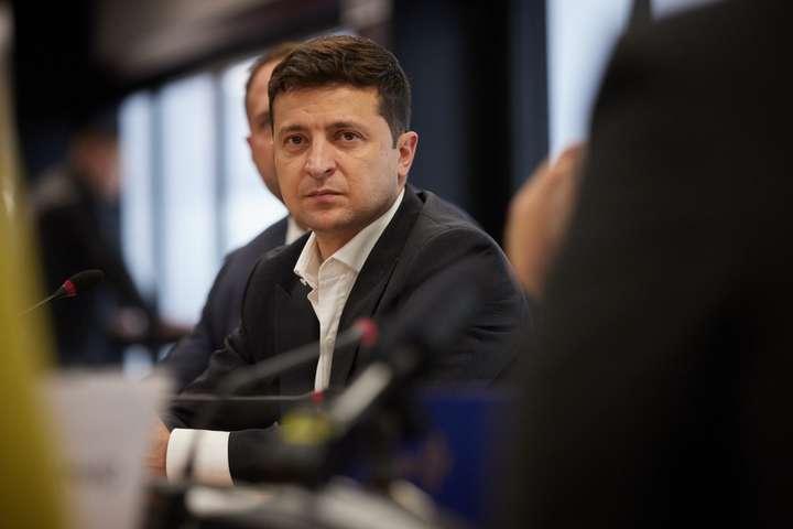 Скасування е-декларацій: Зеленський терміново скликає закрите засідання РНБО