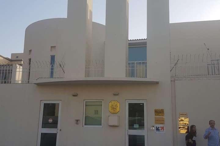 Консульство Франції у місті Джидда - У Саудівській Аравії напали на охоронця французького консульства