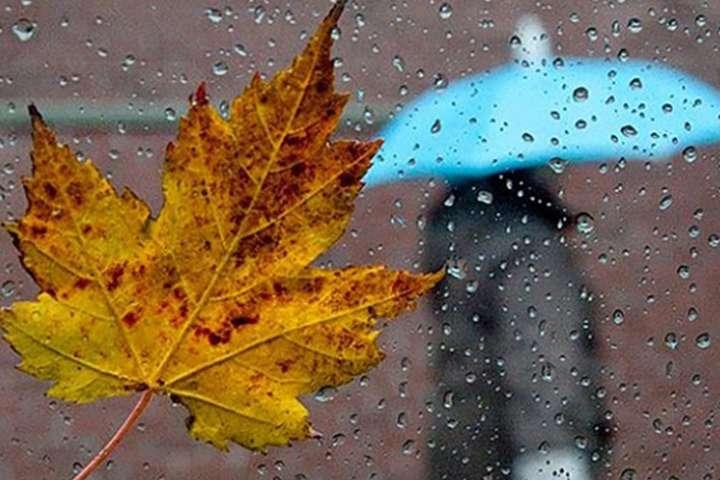У Києві п'ятниця буде вологою, з туманами та періодичним дощем - В Україні завтра очікується похолодання і дощі