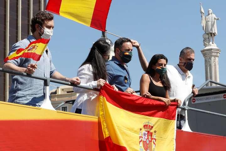 В Іспанії відновилосязростання захворюваності на коронавірус - Іспанія продовжила надзвичайний стан до травня 2021 року