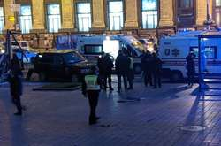 Фото: — На місці працює поліція та медики