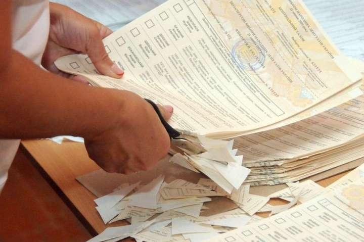 У Бердянську незаконно надрукували 90 тисяч бюлетенів до другого туру виборів — На Запоріжжі незаконно надрукували 90 тисяч бюлетенів до другого туру виборів