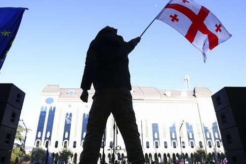 Фото з відкритих джерел — Опозиція бойкотує другий тур виборів у Грузії