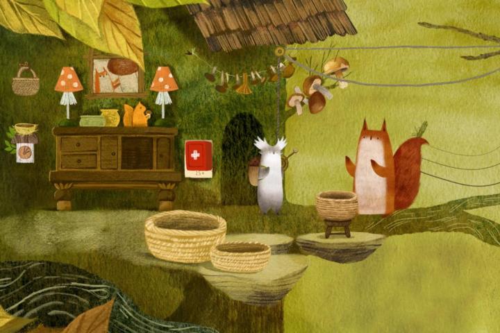 Гра Tukoni доступна в Steam безкоштовно — У Steam вийшла гра за мотивами української книги