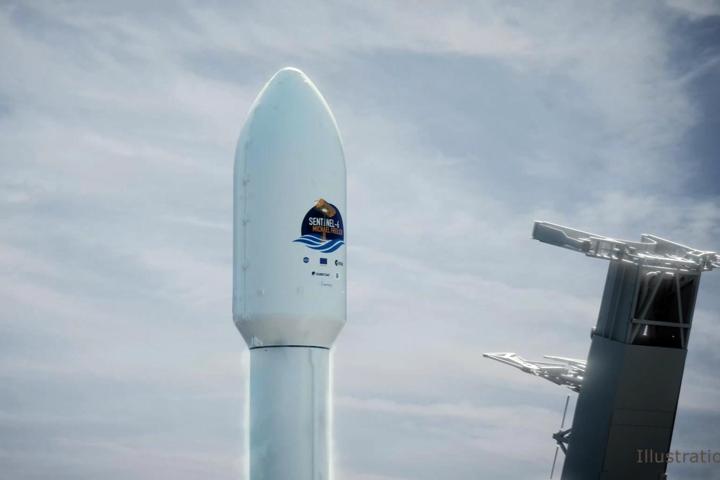 Sentinel-6 щонайменше до 2030 року буде вимірювати c високою точністю зміни топографії океану — SpaceX запустила у космос ракету зі супутником Sentinel-6