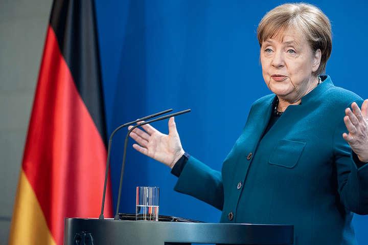 Меркель назвала умову, за якої вакцинація зупинить пандемію Covid-19 — Саміт G20: Меркель назвала умову, за якої вакцинація зупинить пандемію Covid-19