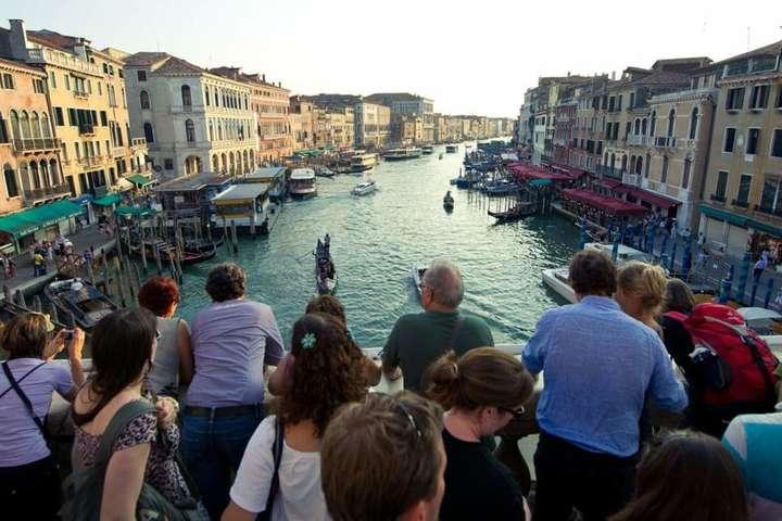 Венеція почне стягувати «плату за вхід» для туристів
