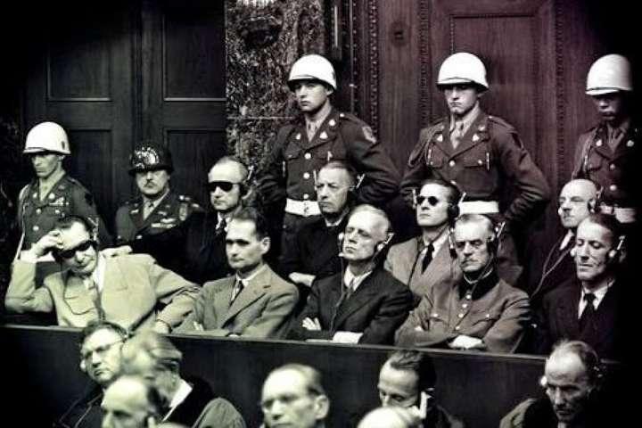 На Нюрнберзькому процесі радянський Чикатило судив німецького Джека Різника