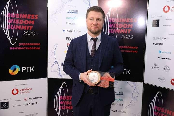 Ігор Щуров очолює нафтогазовий бізнес ДТЕК починаючи з 2011 року - Генеральний директор ДТЕК Нафтогаз увійшов до рейтингу кращих топ-менеджерів України