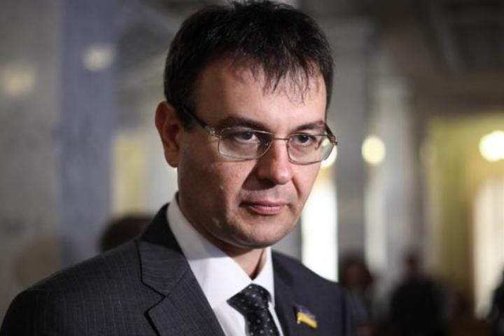 17 листопада у парламенті зареєстрували законопроєкт про звільнення Данила Гетманцева