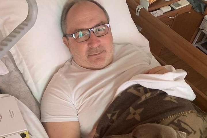 За словами родича, лікарі дозволили харківському голові покинути Німеччину - Син Кернеса розповів, коли його батько повернеться в Україну