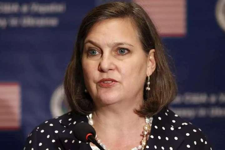 Колишняпомічниця держсекретаря США Вікторія Нуланд - Адміністрація Байдена не забуде про російську агресію в Україні – Нуланд