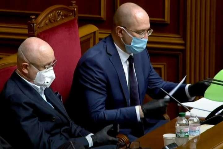 У проєкті бюджету уряд збільшив видатки на правоохоронні органи - У проєкті бюджету уряд «забув» про пандемію – Геращенко