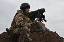 Фото: — <p>Військові відпрацювали залученням новітніх систем озброєння і управління боєм</p>