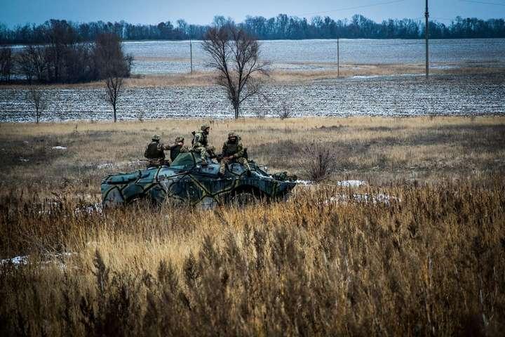 Серед особового складу Об'єднаних сил бойових втрат та поранень не зафіксовано - Доба на Донбасі: бойовики дев'ять разів зірвали режим тиші