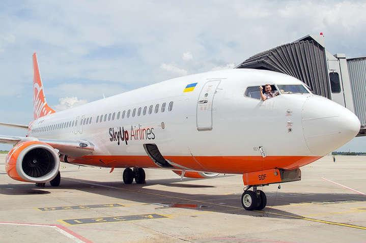 У 2021 році авіакомпанія SkyUp запускає сім нових рейсів - SkyUp відкрив продаж квитків на сім нових маршрутів