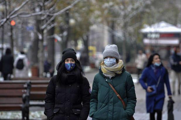 У Києві протягом 5−6 грудня опадів не очікується — Сонце та нічні морози: прогноз погоди в Україні на 5 грудня