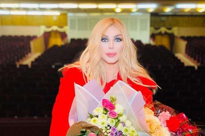 50-летняя Ирина Билык уже в пятый раз переносит юбилейный концерт