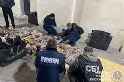 Фото: — <p>Орієнтована вартість вилученого наркотичного засобу зацінами «чорного ринку» становить 2,3млрд гривень</p>