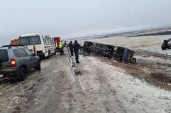 Фото: — <span>ДТП з українцями сталась 13 січня у Росії</span>