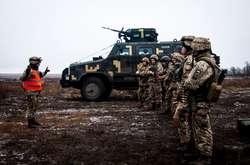 Фото: — Заняття з бойової підготовки проводились з навідниками та водіями