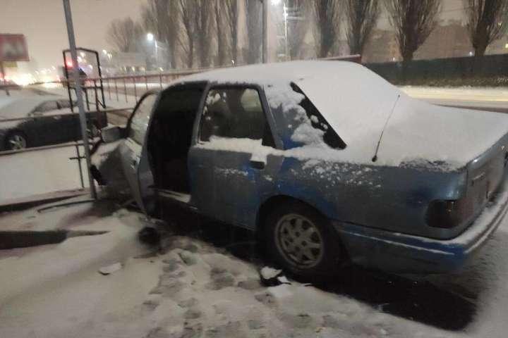 Під Києвом п'яний водій збив на смерть жінку