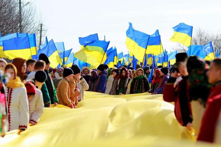 22 січняв Україні відзначаютьДень Соборності - 22 січня: яке сьогодні свято, прикмети і заборони