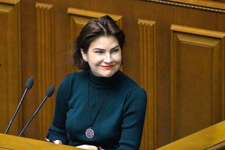 Генпрокурорка Венедіктова засудила «Українську правду» та організацію Шабуніна
