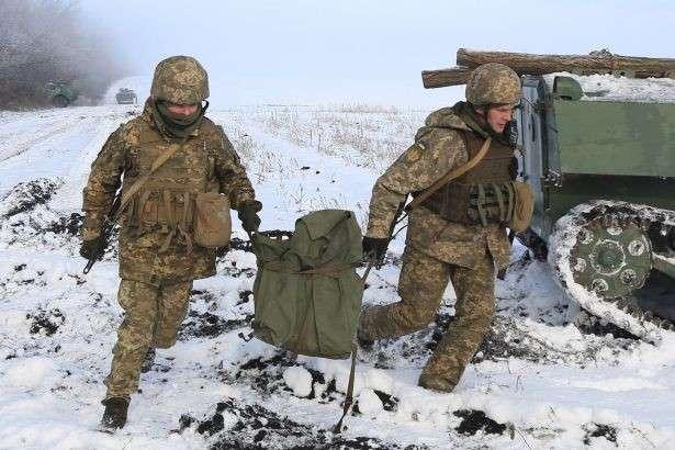 Бойовики 10 разів обстріляли позиції українських військових на Донбасі