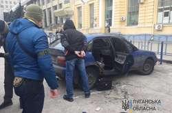 Фото: — Силовики<span>затримали агента російської спецслужби «на гарячому» під час контрольованої передачі «секретних даних»</span>