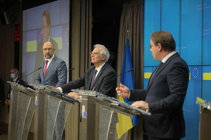 У Брюсселі 11 лютого відбулась Рада асоціації Україна-ЄС — Оприлюднено спільну заяву Ради асоціації: про що домовились Україна та ЄС