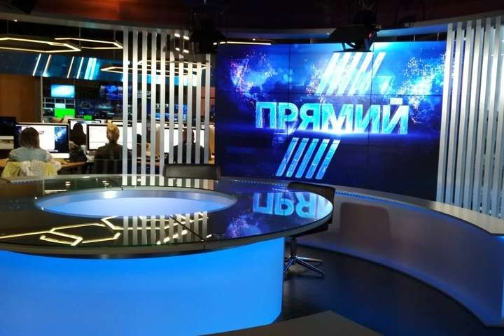 18 лютого стало відомо, щоПетро Порошенко купив телеканал «Прямий» — Речниця Зеленського запевняє, що РНБО не планувала закривати канал «Прямий»
