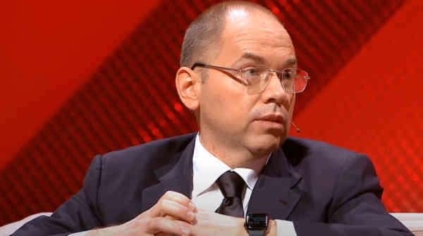 Звільнення– це не покарання,– вважає Верещук — Ірина Верещук анонсувала відставку Степанова, якщо він провалить вакцинацію