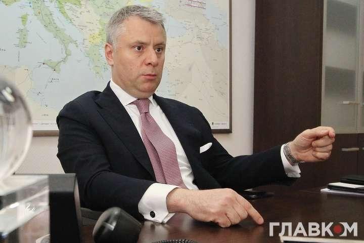 Юрій Вітренко стверджує, що зможе успішно застосувати свій досвід захисту держави, захисту України у протистоянні з Газпромом, олігархами та корупціонерами — Плани на майбутнє виконуючого обов'язки міністра енергетики Юрія Вітренка