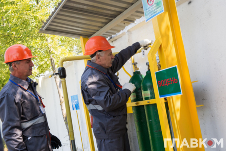 Початок водневих випробувань на житомирському навчально-тренувальному полігонi — Чи перейде Україна з газу на водень? Усі деталі експерименту, який може змінити європейську енергетику
